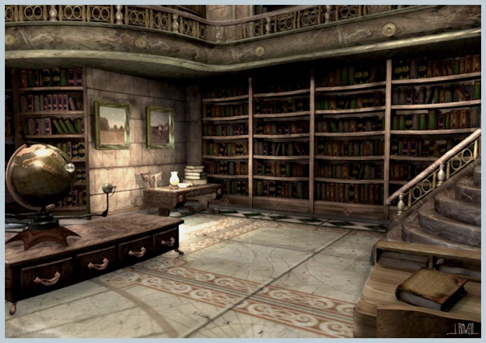 Final Fantasy IX – (Castle-Inside) Art: | Jake L Rowell ...