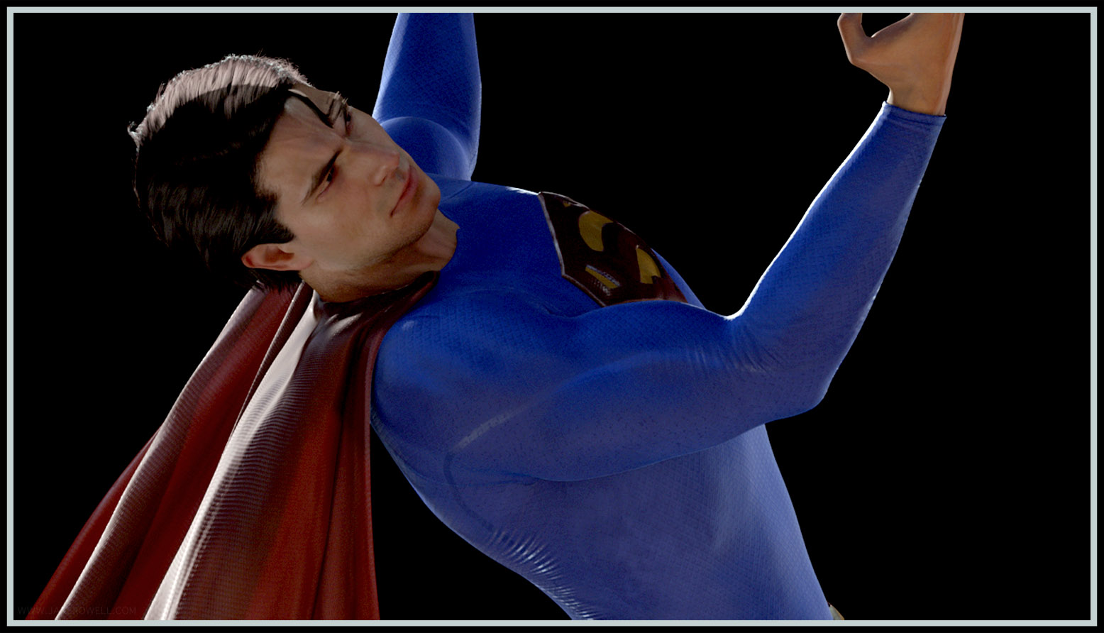 Superman Returns | Jake L Rowell - Artist