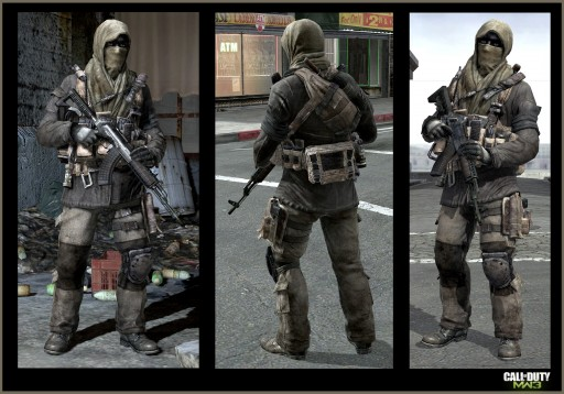 © Activision / Infinity Ward ---