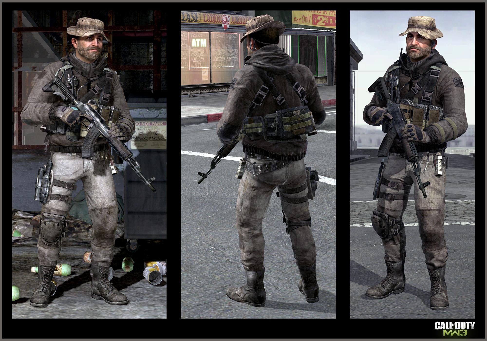Call of Duty     Modern Warfare 3     ArtCall Of Duty Mw3 Price
