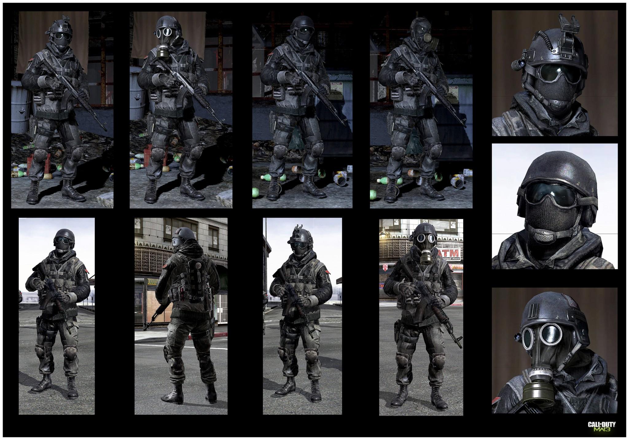 Call Of Duty Mw3 Jake L Rowell Artist