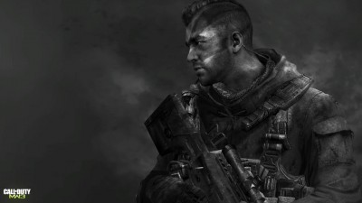 © Activision / Infinity Ward --- Jake Rowell = Character Art / Richard Kriegler = Marketing Image / Steven Giesler & Jake Rowell = Head Art / Taehoon Oh, Peter Chen, Gennady Babichenko = Weapon Art