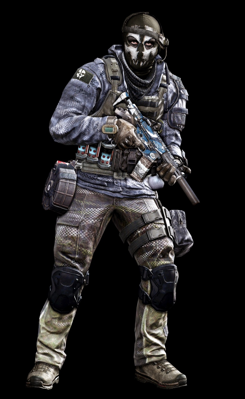 Call of duty ghosts jake l rowell artist sciox Image collections