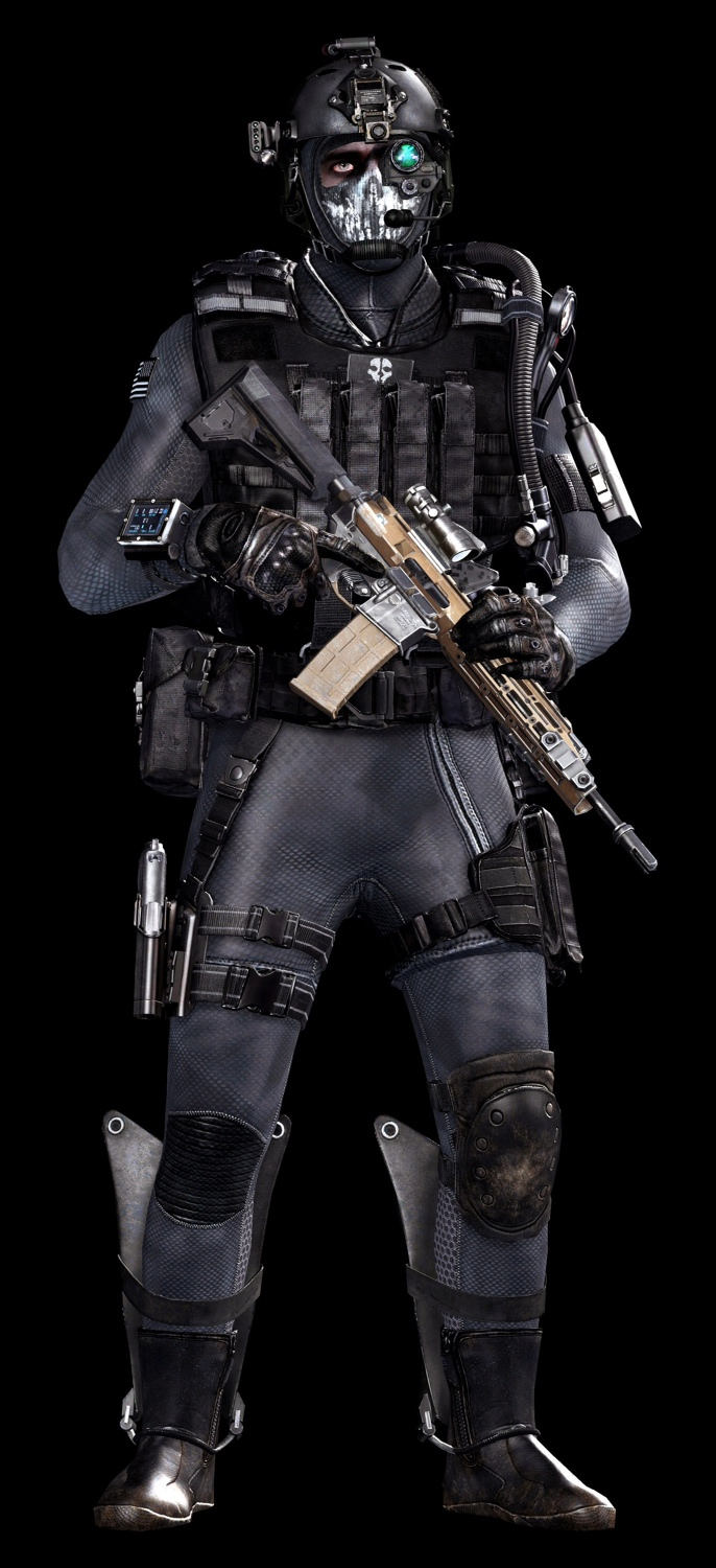 Call of duty ghosts jake l rowell artist voltagebd Choice Image