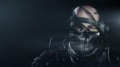 © Activision / Infinity Ward --- Jake Rowell = Art Lead  & Marketing Image / Nghia Lam = Character Art / Steven Giesler & Jake Rowell = Head Art