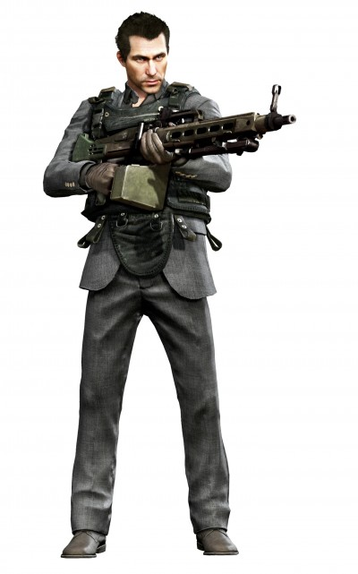 © Activision / Infinity Ward --- Jake Rowell = Marketing Image / Oscar Lopez = Character Art / Steven Giesler & Jake Rowell = Head Art / Taehoon Oh, Peter Chen, Gennady Babichenko = Weapon Art