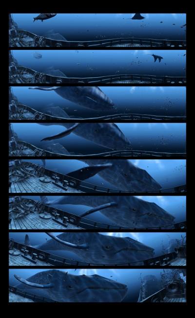 © Wevr --- Jake Rowell - Director & Art Director / Animation Director: Andy Jones / Senior Artist: Nghia Lam /